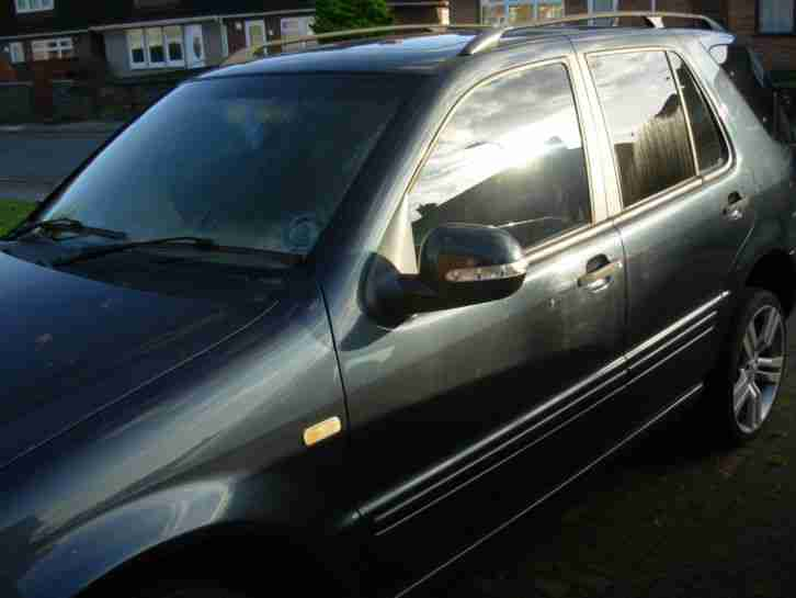 mercedes ml 270 cdi spares or repair car for sale. Black Bedroom Furniture Sets. Home Design Ideas