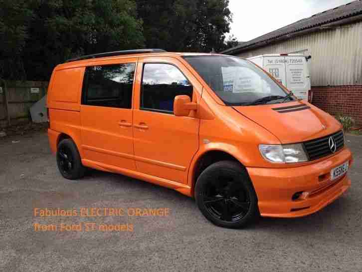 Mercedes vito mk1 refurbish restoration job car for sale for Mercedes benz sales jobs