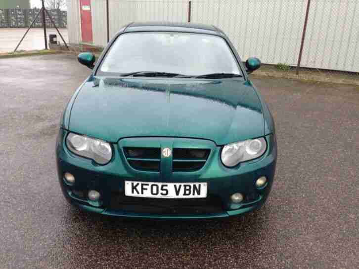 MG Zt diesel. MG car from United Kingdom