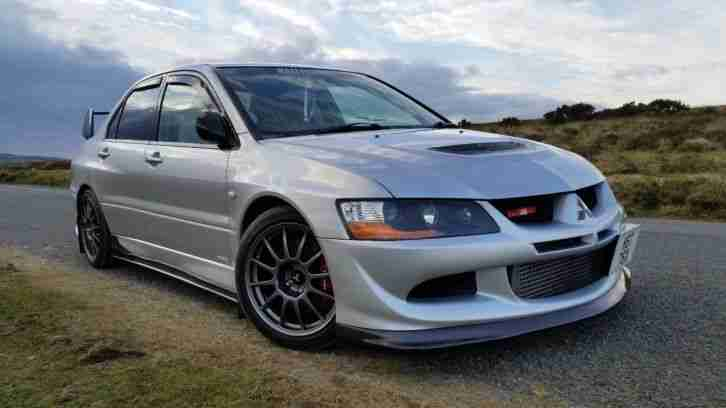 mitsubishi evo 8 mr 320 car for sale. Black Bedroom Furniture Sets. Home Design Ideas
