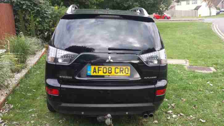 mitsubishi outlander diamond 2008