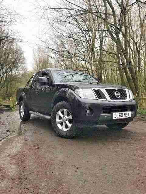 Nissan Navara d40. Nissan car from United Kingdom