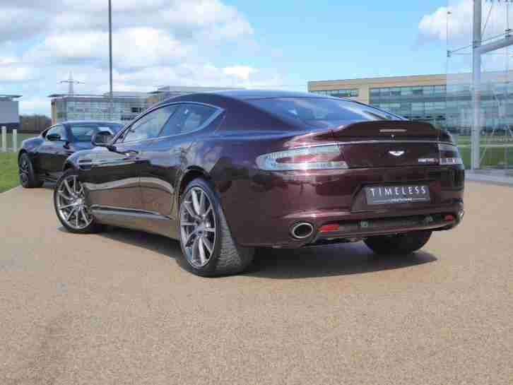 null Aston Martin Rapide S 6.0 S Coupe Touchtronic III 4dr
