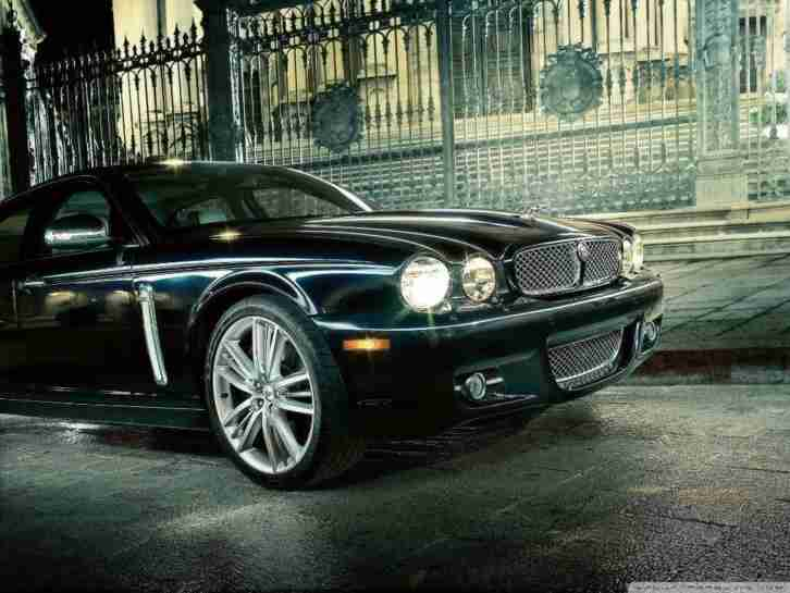 Jaguar Null XJ. Jaguar car from United Kingdom