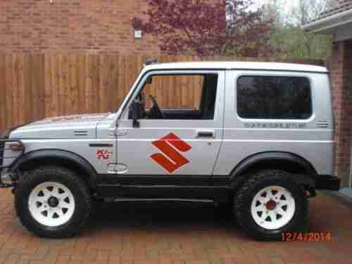 Suzuki off road SJ410. car for sale