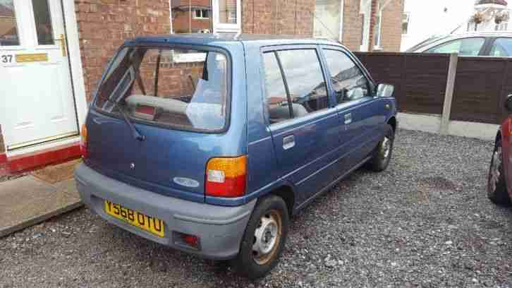 perodua nippa car cheap runaround