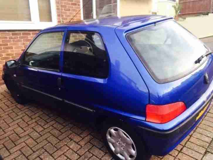 Peugeot 106 - great used cars portal for sale.