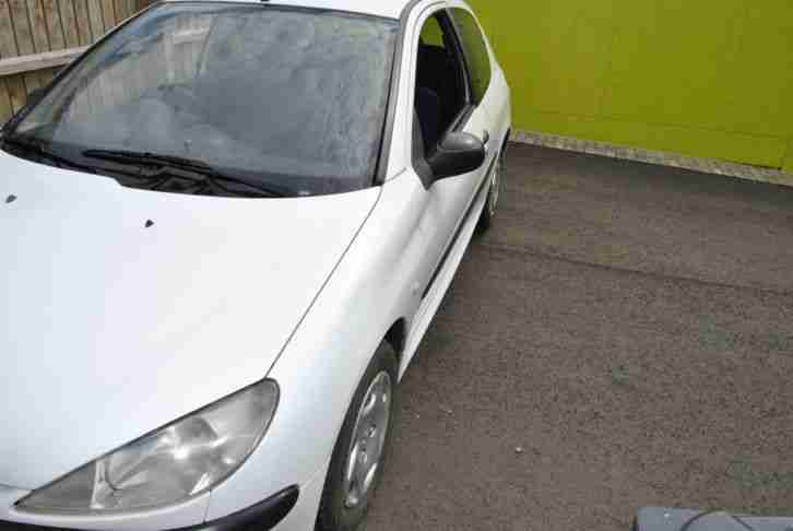 Peugeot 206 diesel 30£ road tax. car for sale