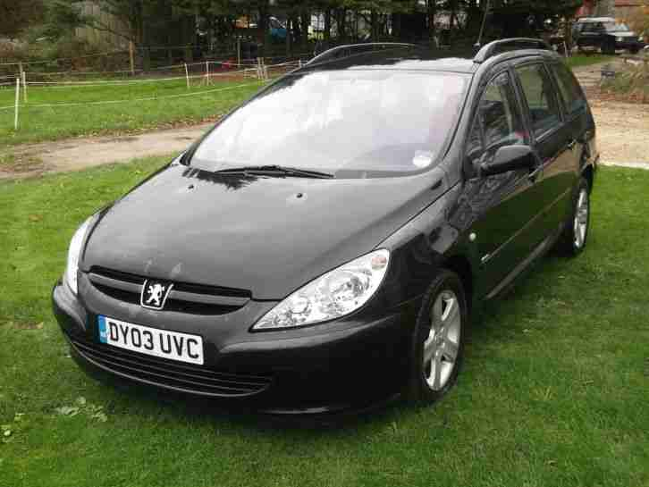 peugeot 307 rapier est 2 0 hdi 110 car for sale. Black Bedroom Furniture Sets. Home Design Ideas