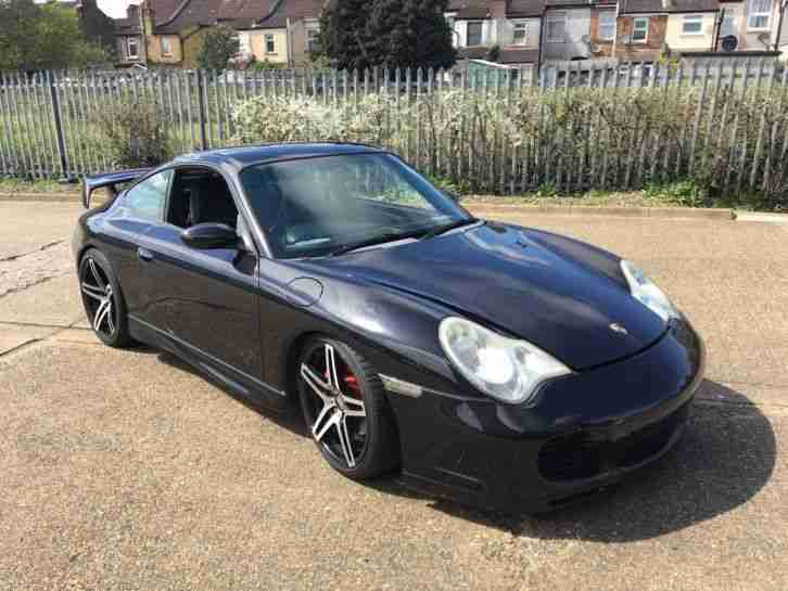 Porsche (996). Porsche car from United Kingdom