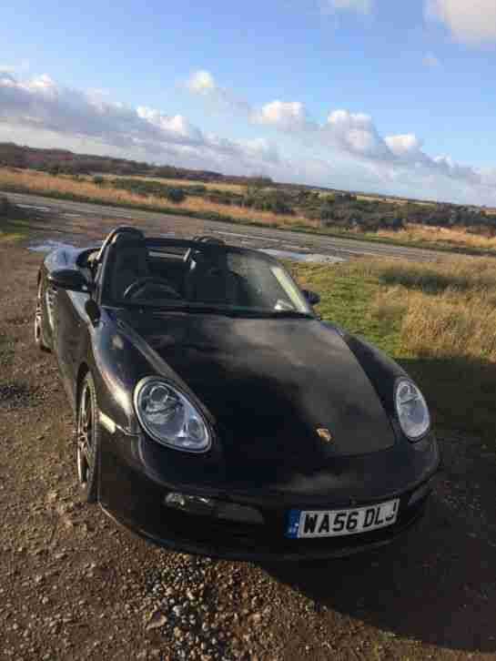 987 boxster very low miles full