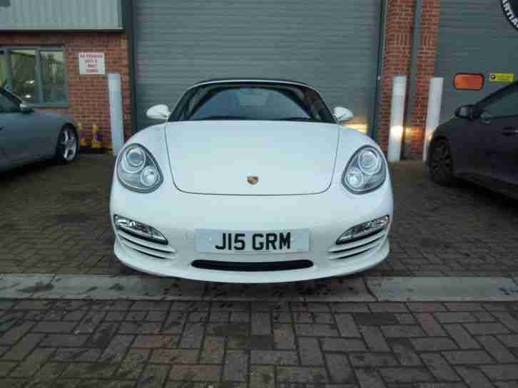 Porsche Boxster 2.9. Porsche car from United Kingdom