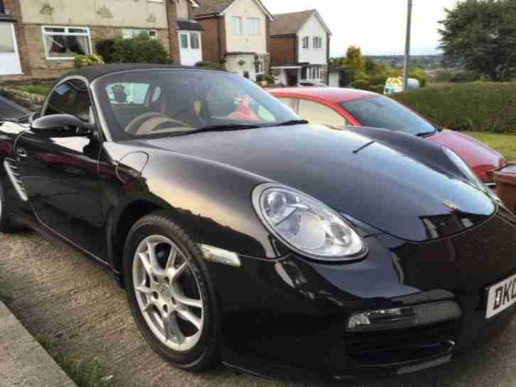 Porsche Boxster 2006 Car From United Kingdom