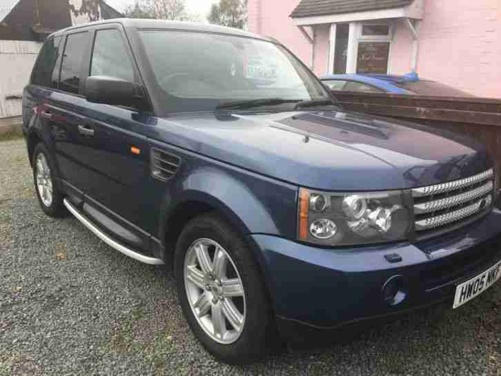 rangerover sport 2005 2.7 tdv6 full serviced