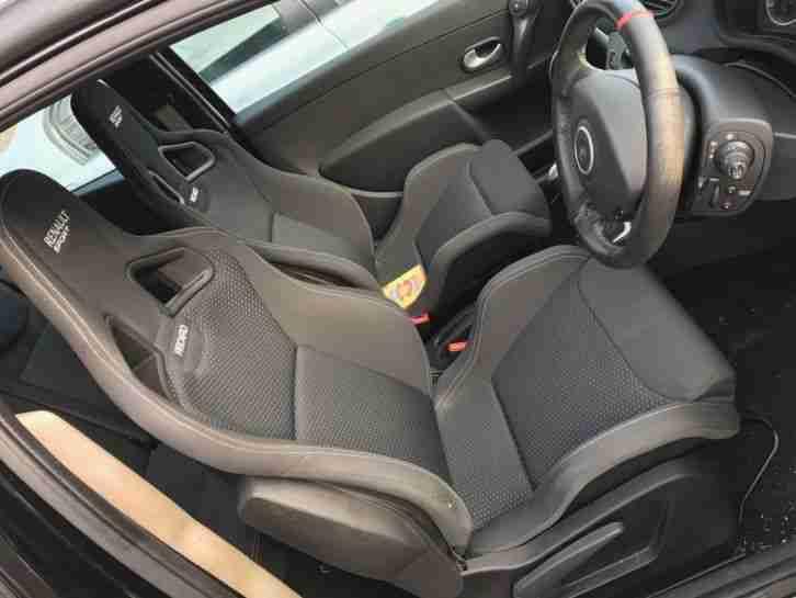 renault clio 197 recaro bucket seats car for sale. Black Bedroom Furniture Sets. Home Design Ideas