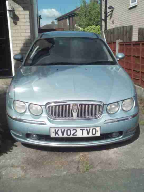 rover 75 estate bmw 2lt diesel engine 125k