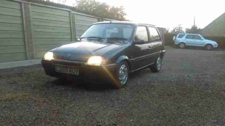 Rover Metro 1.4. Rover car from United Kingdom