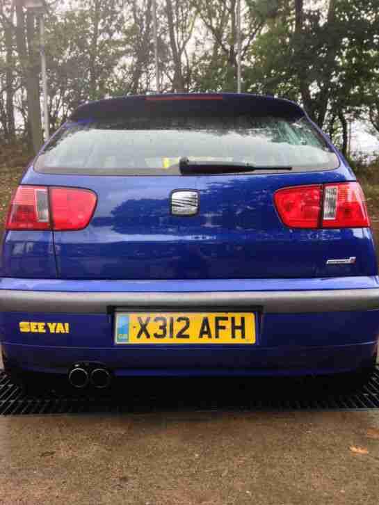 Mk3 Seat Ibiza Cupra r For Sale Seat Ibiza Cupra