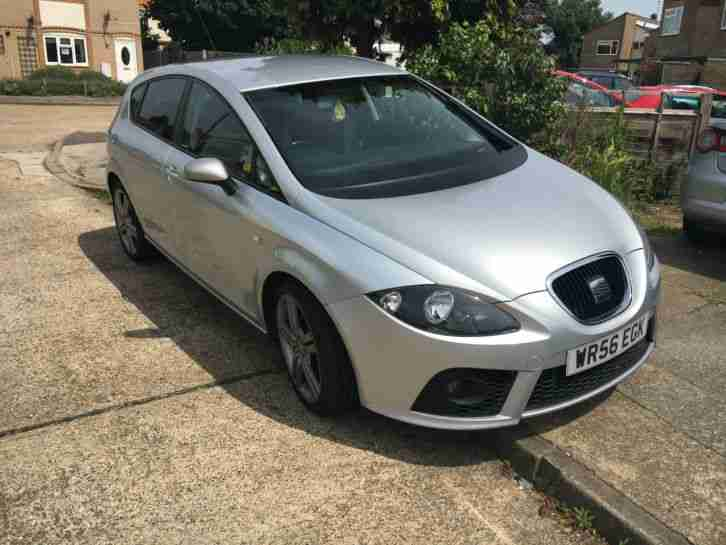 seat leon fr 170 tdi car for sale. Black Bedroom Furniture Sets. Home Design Ideas