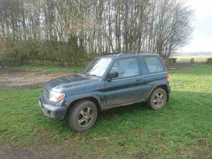 shogun pinin spares or repair