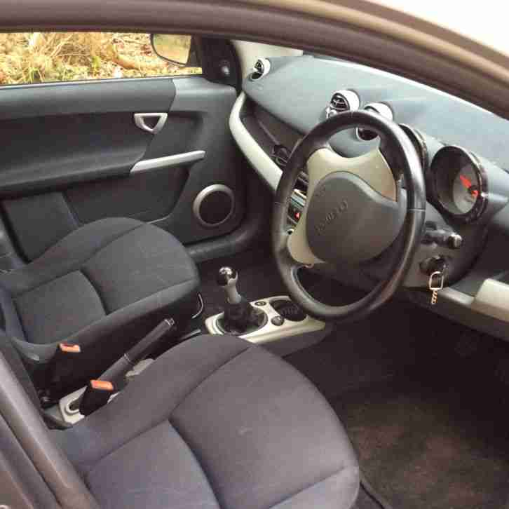 Smart ForFour Passion 1.1 5 Door Hatch 5 Speed Manual