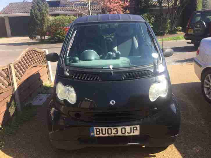 Smart Car. Smart car from United Kingdom
