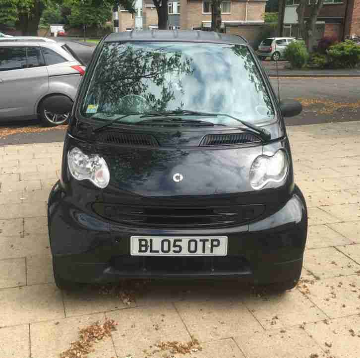 smart car fortwo pure 61 semi-auto