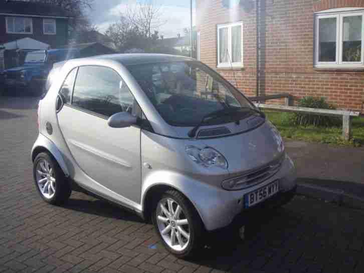 Smart Car Lpg From United Kingdom
