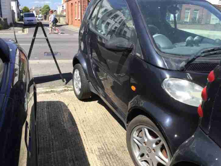 Smart car spares or repair
