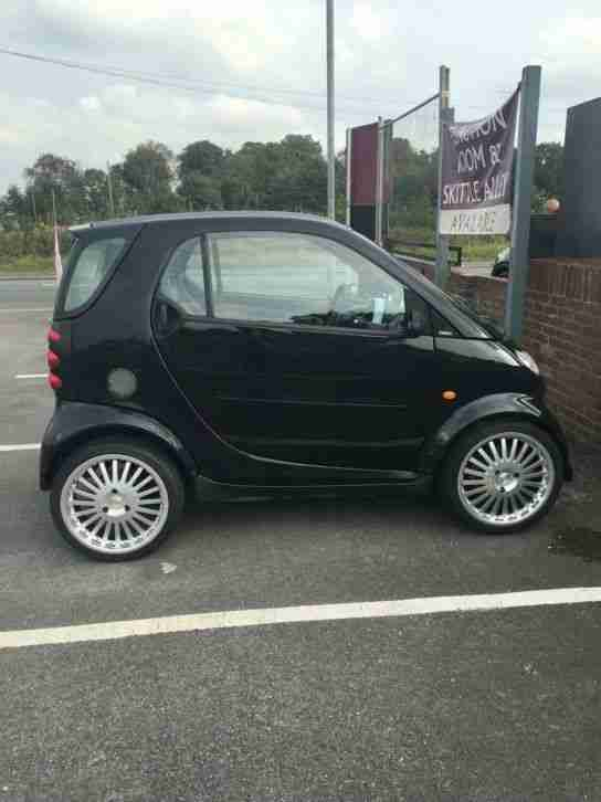 Smart Car spares. Smart car from United Kingdom
