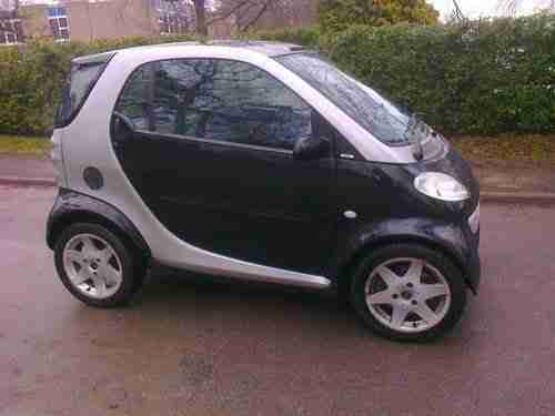 smart city fortwo 450