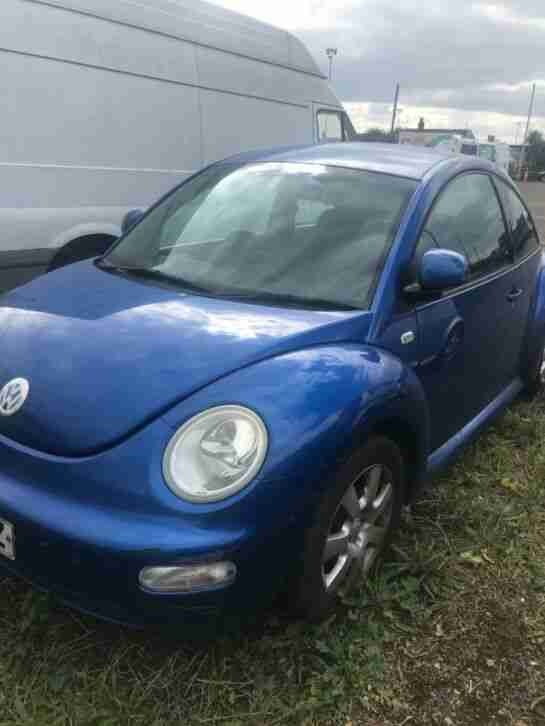 spares or repair VW beetle