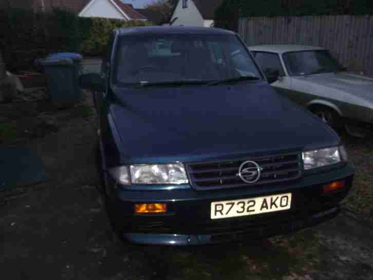 Ssangyong description