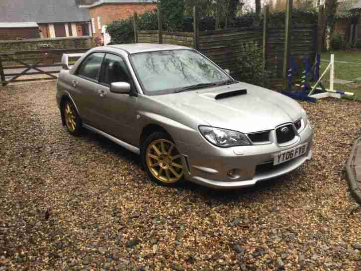 Impreza wrx sti type uk spec d ppp