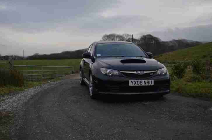 Subaru Impreza STI. Subaru car from United Kingdom