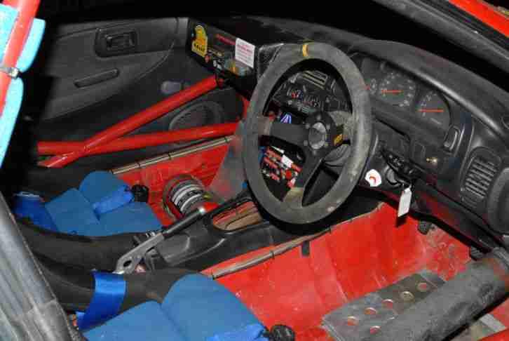 subaru impreza gc8 rally car car for sale. Black Bedroom Furniture Sets. Home Design Ideas