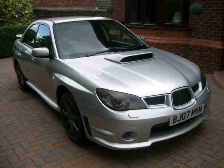 Subaru Impreza Hawkeye 2 5 Turbo Wrx Car For Sale