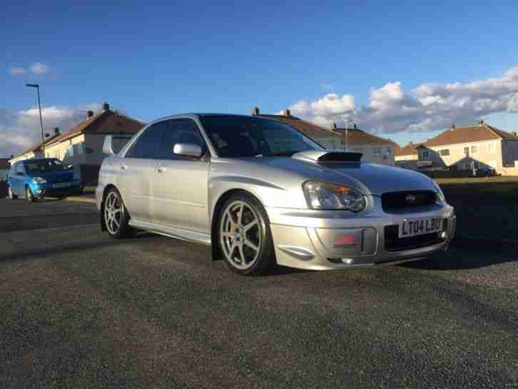 impreza sti type uk