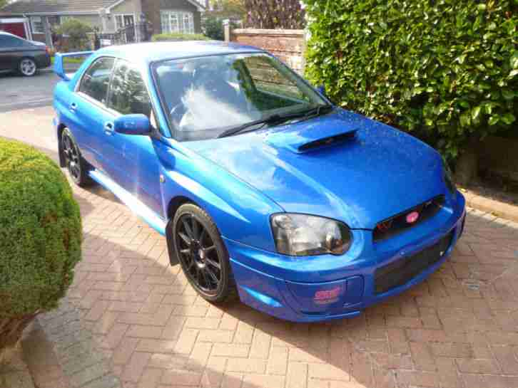 subaru impreza wrx sti 400bhp car for sale. Black Bedroom Furniture Sets. Home Design Ideas