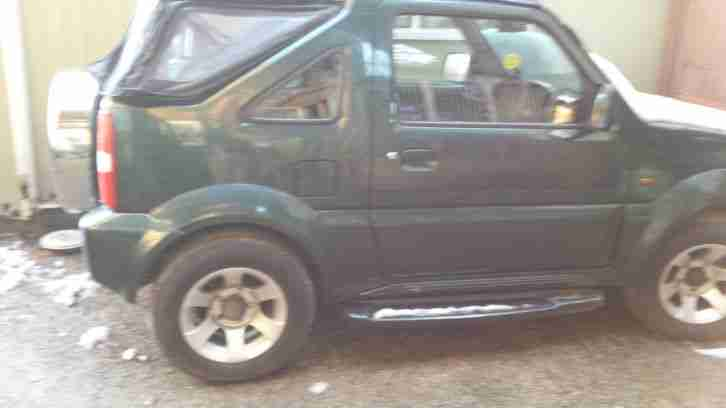Suzuki JIMNY JEEP 4X4 JLX SOFT TOP. Car For Sale