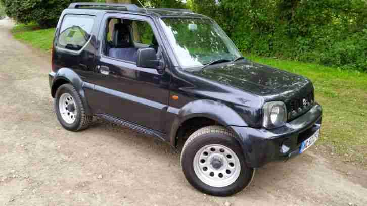 suzuki jimny jlx black car for sale. Black Bedroom Furniture Sets. Home Design Ideas