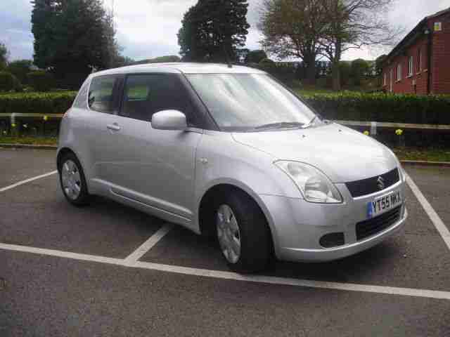 Suzuki Swift 1. Suzuki car from United Kingdom