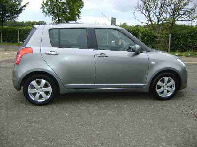 suzuki swift 1500 glx 5 door automatic
