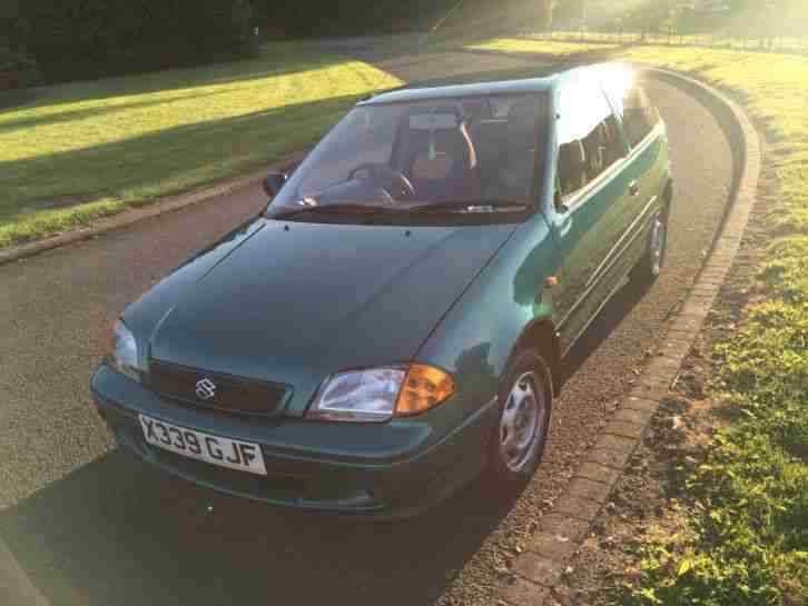 suzuki swift 900ltr 75mpg low miles,3 mths mot ,6 mths tax ,cheap tax/insurance