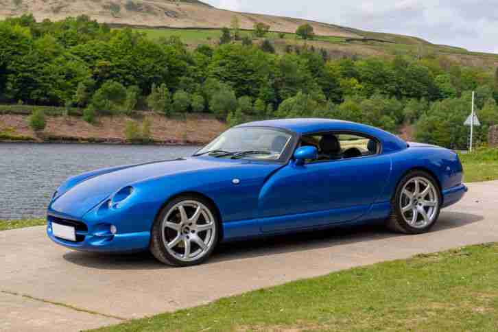 TVR Cerbera speed. TVR car from United Kingdom