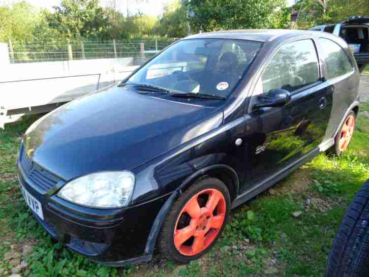 Vauxhall corsa 1800. Opel car from United Kingdom