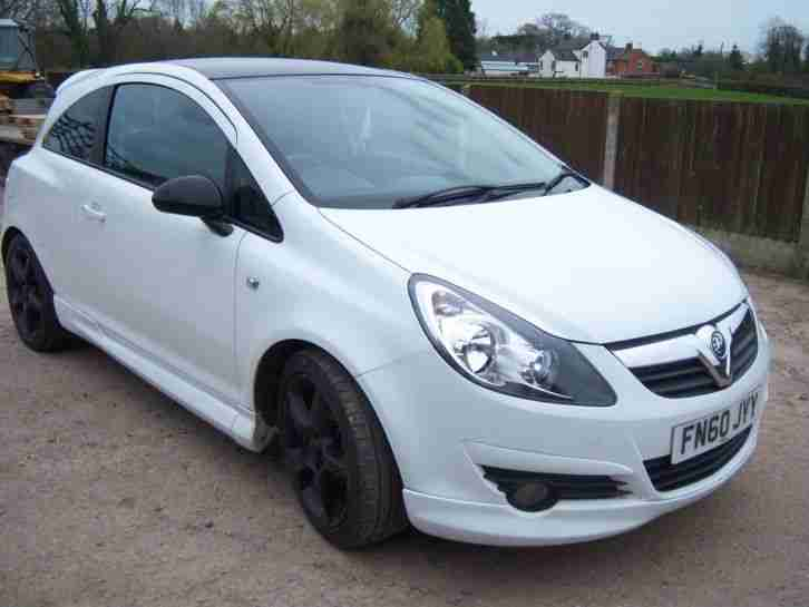 Vauxhall corsa. Other car from United Kingdom