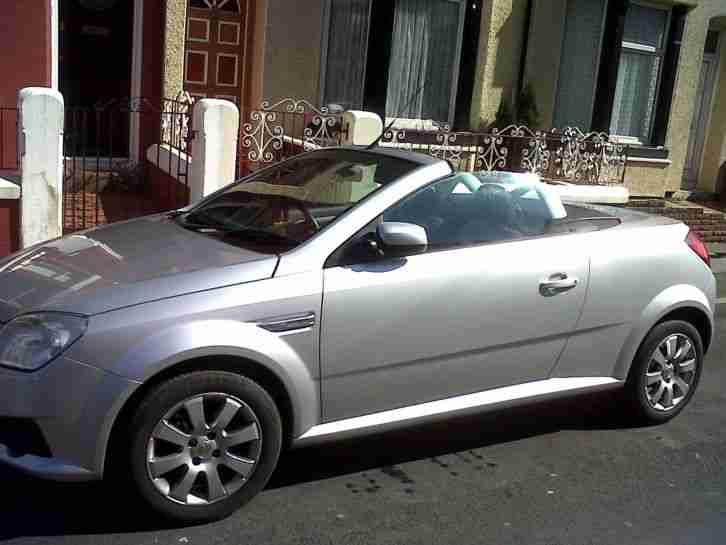 vauxhall tigra convertible car for sale. Black Bedroom Furniture Sets. Home Design Ideas