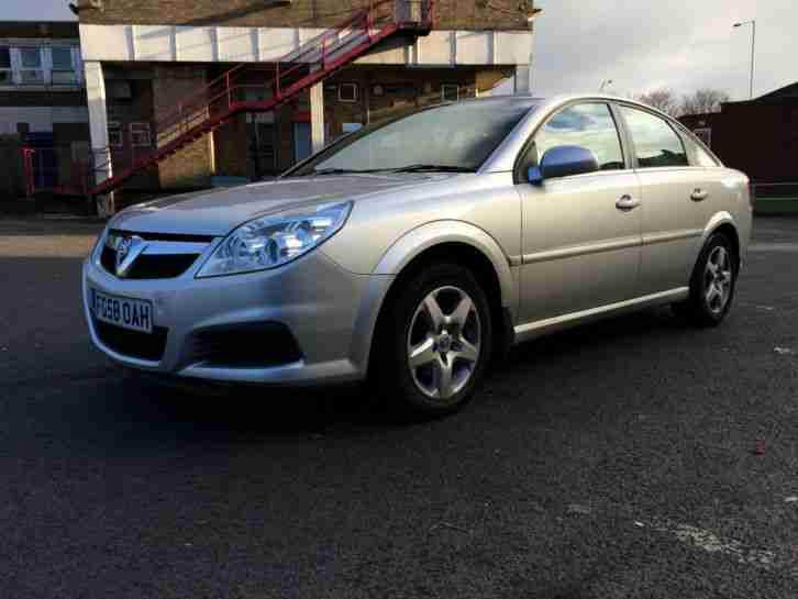 vauxhall vectra exclusive cdti